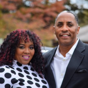 Pastor Michael and First Lady McClure